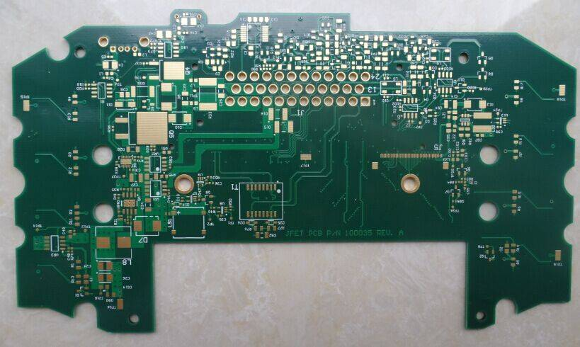 Controlled impedance PCB, Controlled impedance PCB Manufacturer