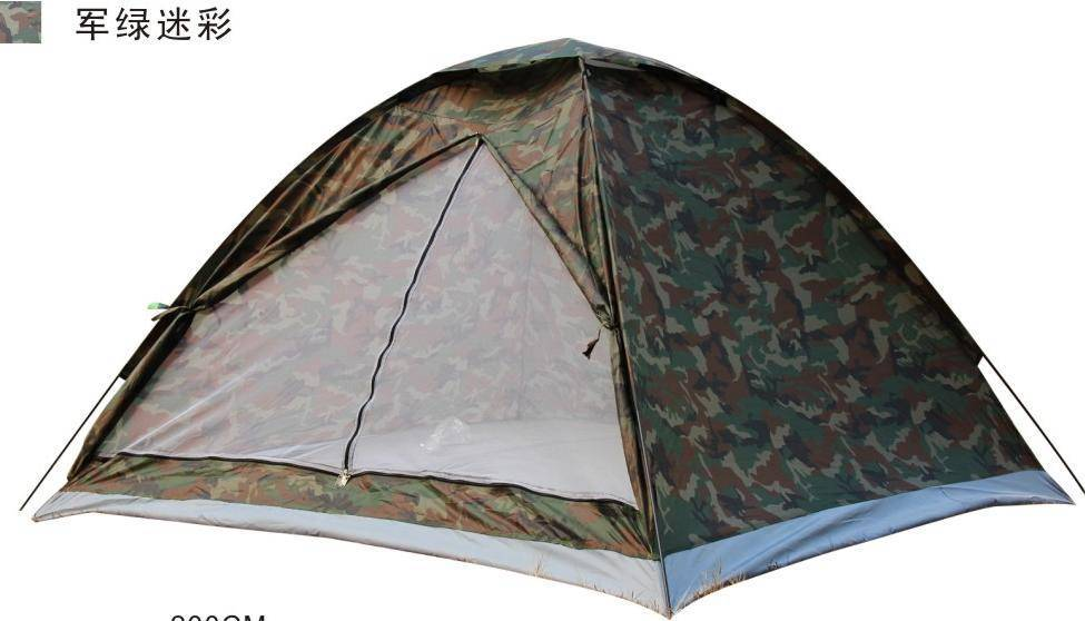 four persons camping tent