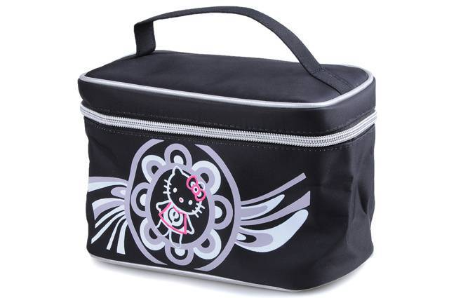 pvc cosmetic bag, cosmetic case, flower pattern cosmetic bag, pvc bag, cooler bag, shopping bag