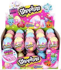 Shopkins Series 4 - Surprise Egg: Case Of 30 Eggs