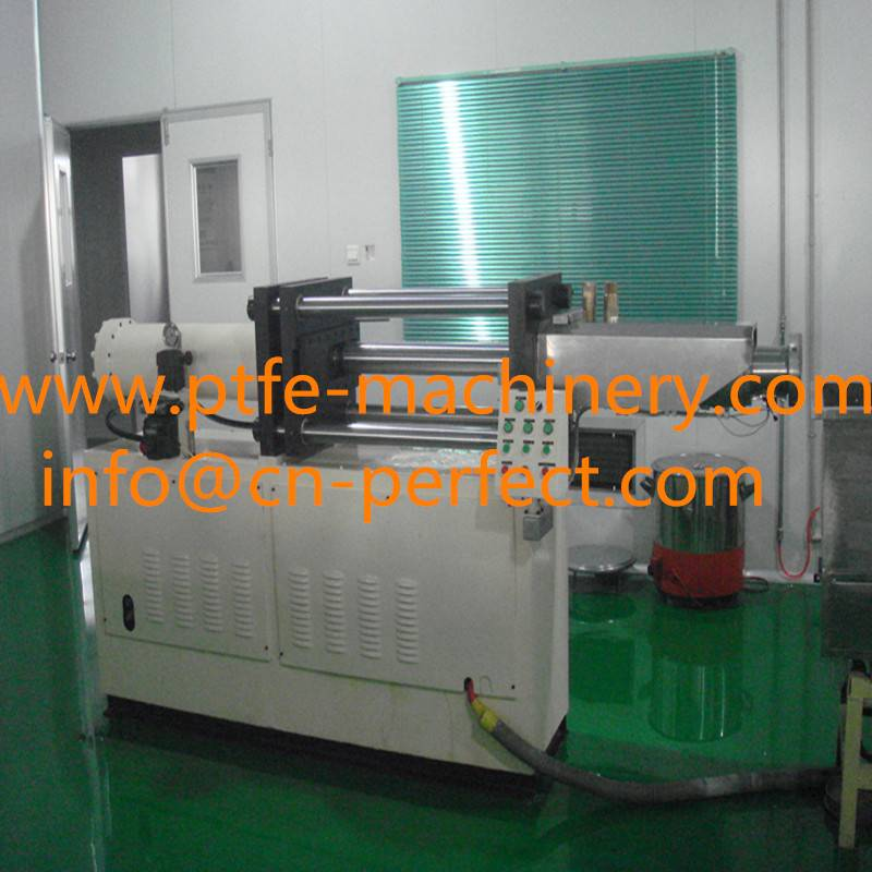 PTFE extruder tube machine