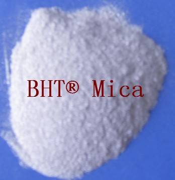 mica powder for paints and coatings