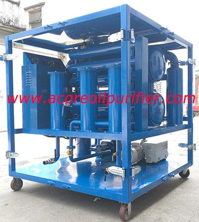 Offer Online Transformer Oil Filtration Plant