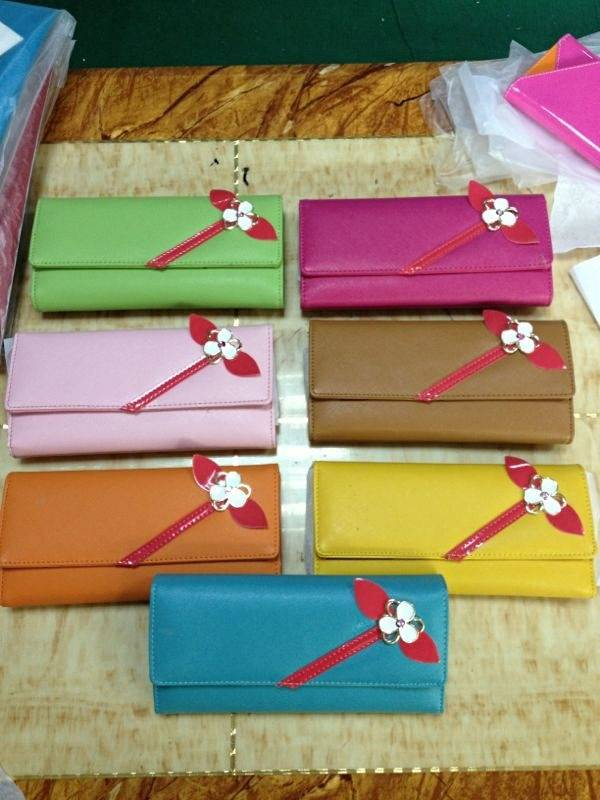 fashion wallet,pu wallet ,women wallet YK001