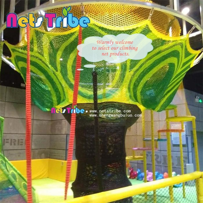 Best selling in Europe and America, rainbow tree indoor playground product