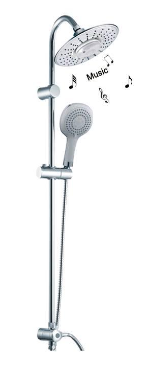 M320001 Economic round shower
