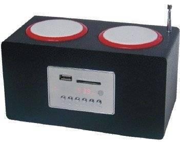 JL-05 usb new model of mini speaker radio for mp3