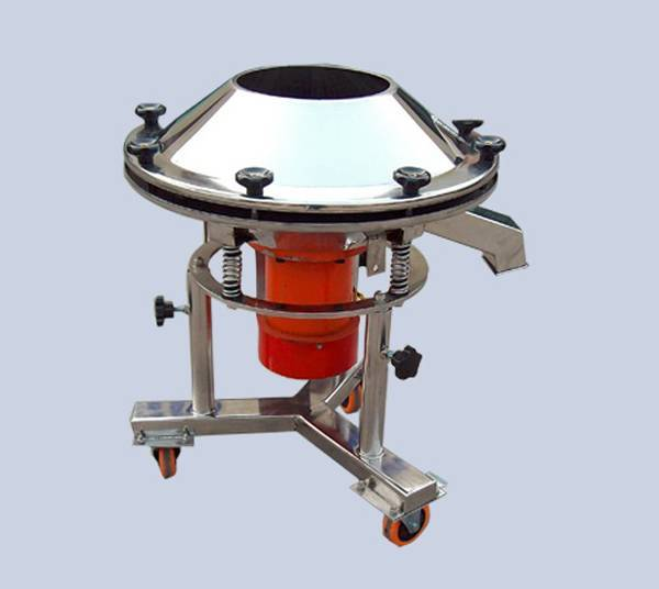high frequency sieve in ceramic industry