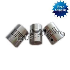 Spiral beam/slit coupling