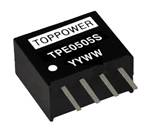 Single Output DC-DC Converter / TPE / 1W / 1KVDC Isolation / DIP or SIP