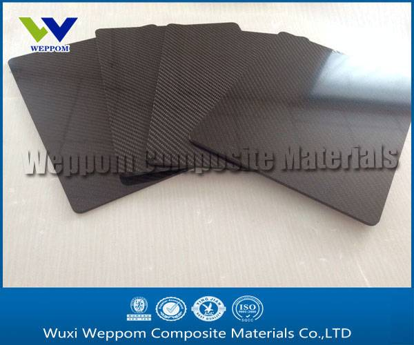 High Strength Carbon Fiber 3K Sheet