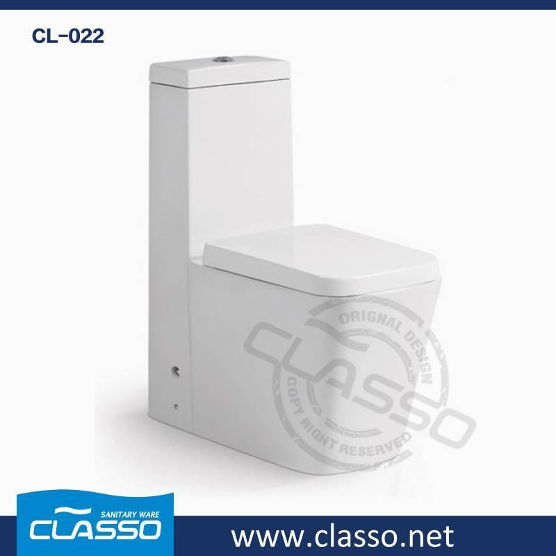 Hot sale washdown toilet new design 4-inch one piece closet CL-022