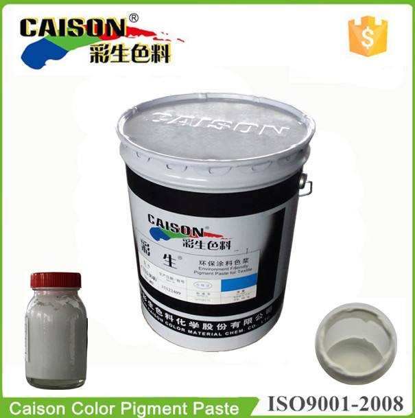 CTH-4010 White pigment dispersion for bamboo stick tinting