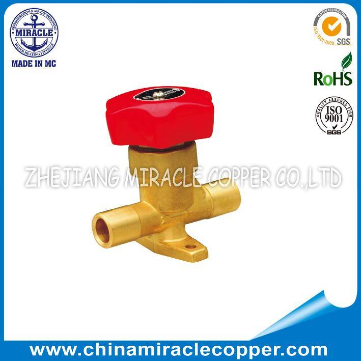 Refrigeration Parts Hand Valve Welding Type