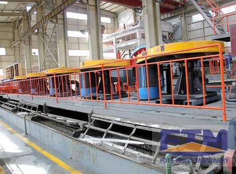 Copper Ore Flotation Separation Processing Plant/Gold Mining Flotation Plant