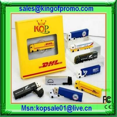 long truck usb flash disk for DHL/UPS