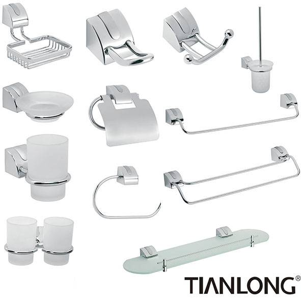 High quality bathroom accessories sets