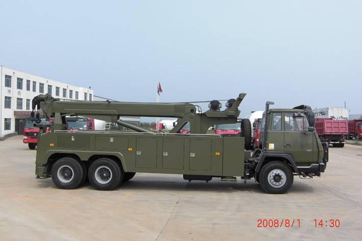 30ton Tow Truck ST5310TQZCZ (Rotator)