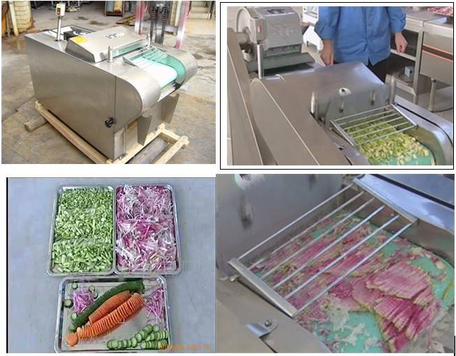 Sale multifunctional vegetable cutter slicer machine Mobile 0086 15838007835