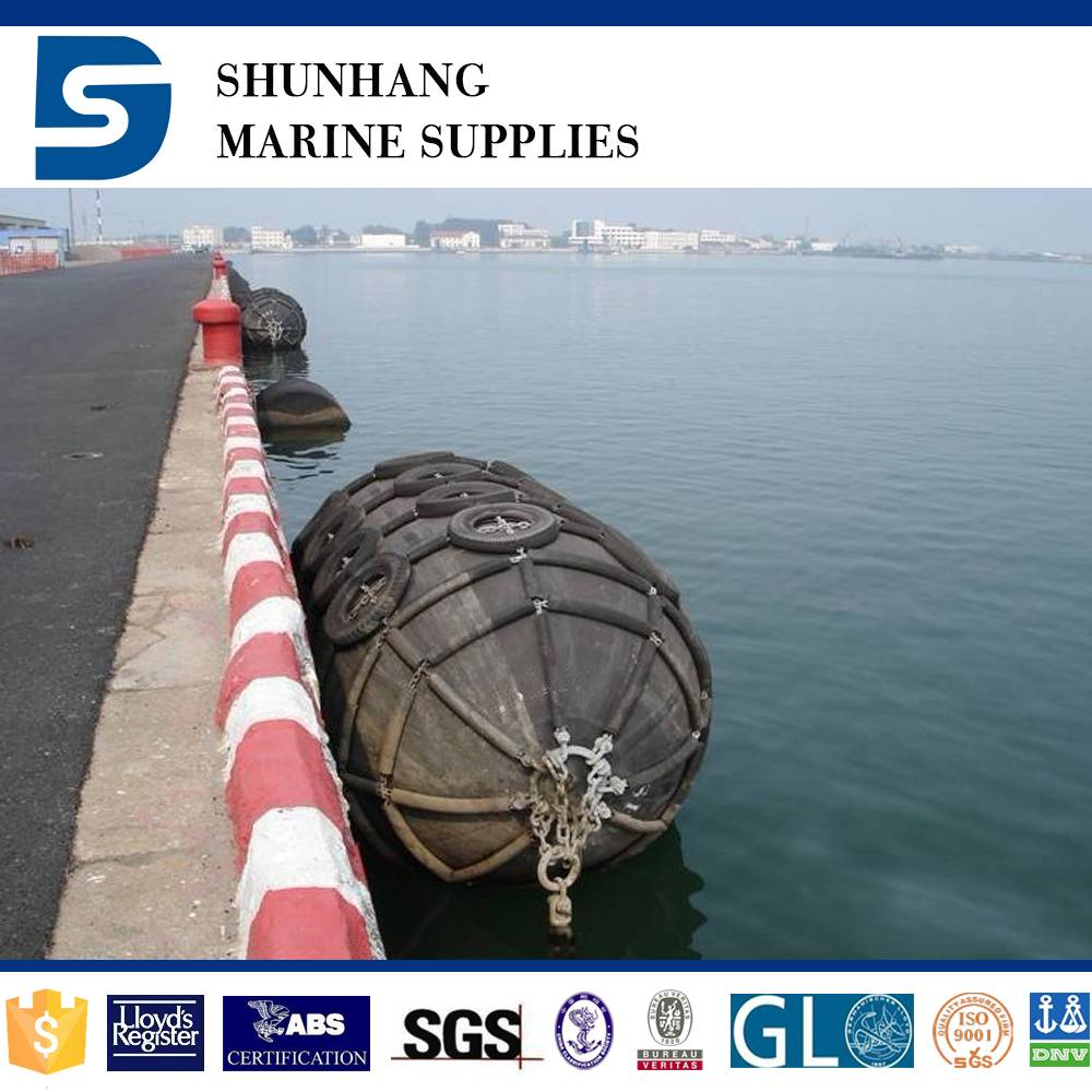 High Pressure Pneumatic Marine Rubber Boat Fender with competitive price