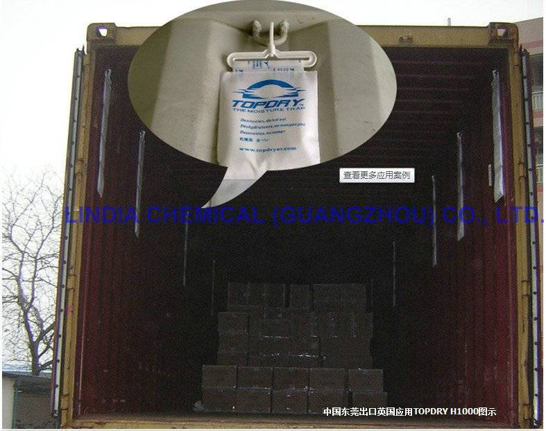 Desiccant Bag For Container