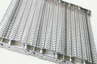 Chain-type conveyor belt