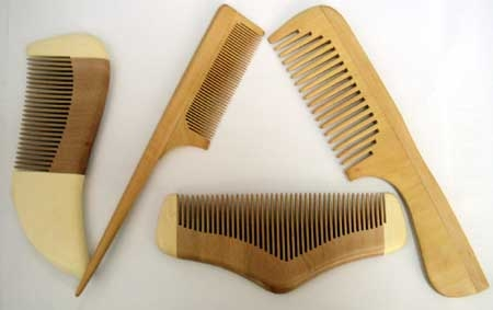 sell wood combs