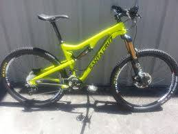 Sell Offer SANTA CRUZ BRONSON CARBON SPX AM 27.5 MOUNTAIN BIKE 50% Discount