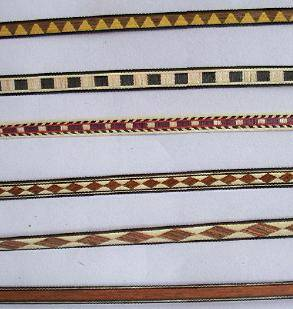 wood inlay banding