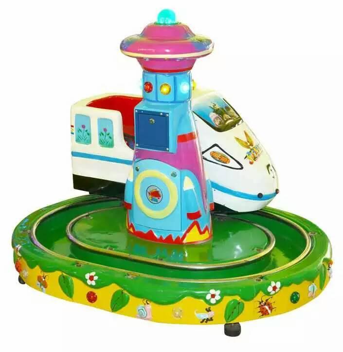 Coin Operated kid rider machine-Little train