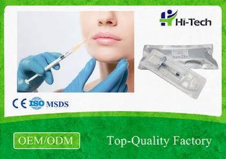Cross Linked Hyaluronic Acid Filler Injections Sodium Hyaluronate Gel