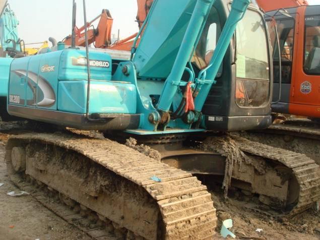 Used Kobelco SK200-6 SK60 SK200-7 SK200-8 Excavators