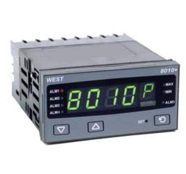 West P8010 1/8 DIN Indicator