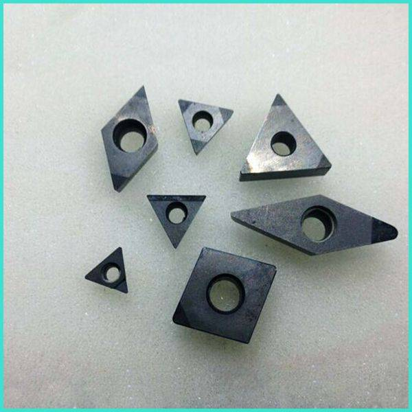 CBN Indexable Turning Tools CBN Cutting Inserts