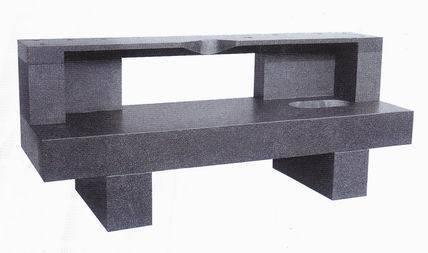 Granite parts of machine tools 1