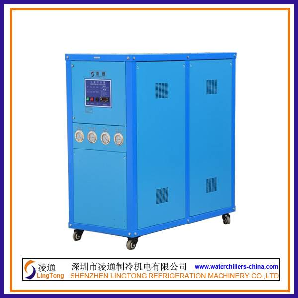 offer high quality water cooled industrial water chillers