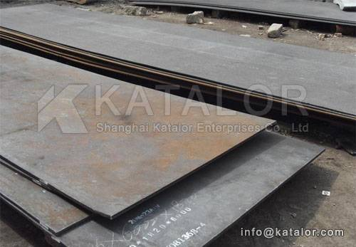 UNI 7846 C35 steel plate high carbon steel