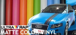 Ultrawrap matte vinyl wrap
