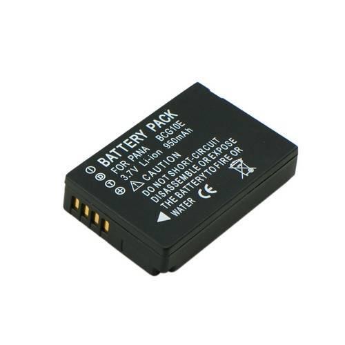 Camera Battery DMW-BCG10E for Panasonic ZS3