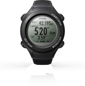 Epson Runsense SF-110 GPS Watch