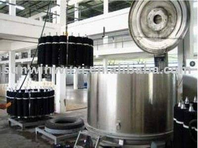 Automatic Centrifugal Hydro Extractor for Yarn Package
