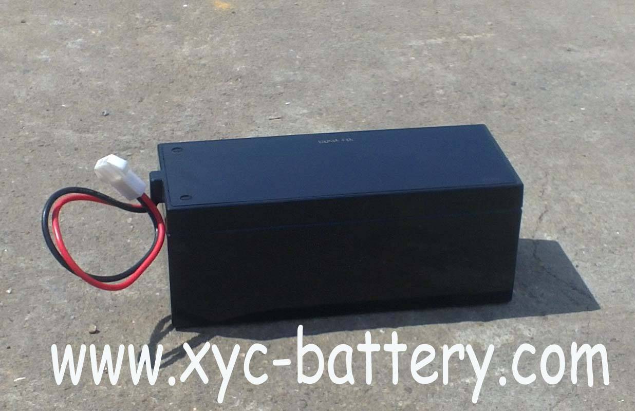 24V3.5AH sealed lead acid battery