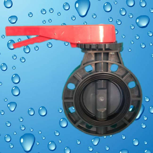 pvc butterfly valves and ball valves