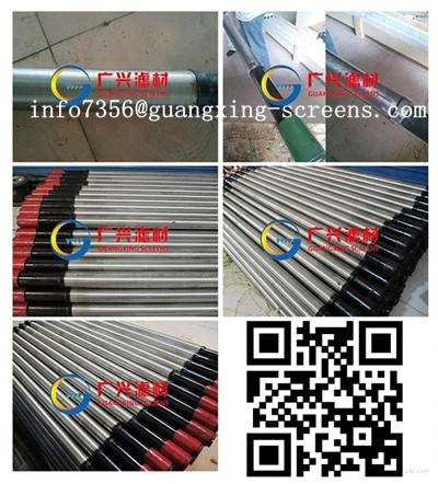 sell steel Multilayer well screens pipe for oil well