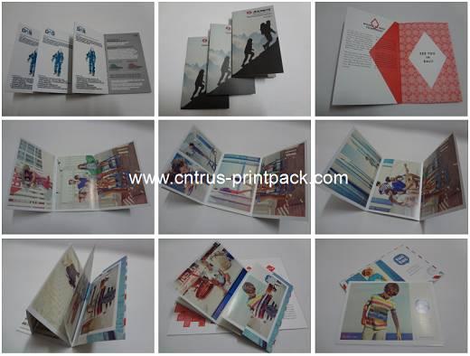 Folded Flyers / Fliers / Leaflets Printing
