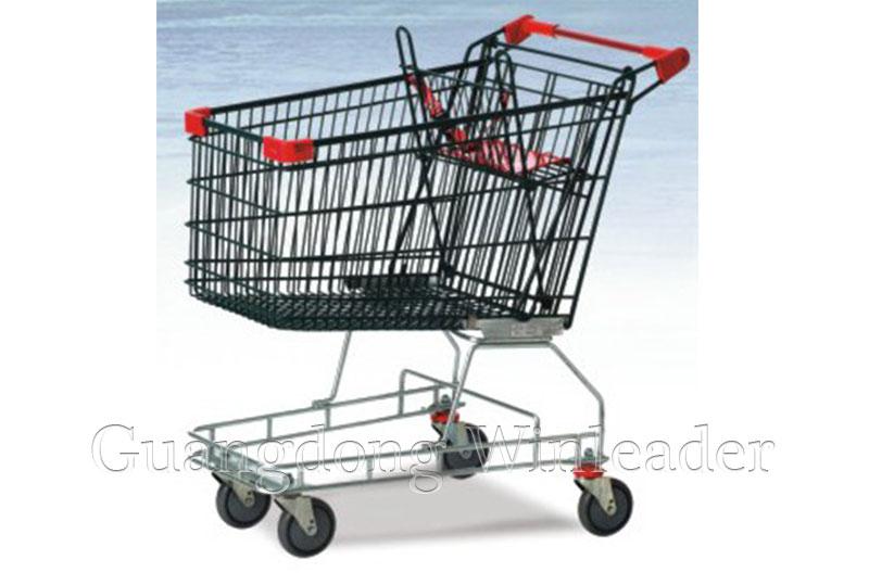 YLD-UT145-2S Australian Shopping Trolley,Shopping Trolley,shopping cart,supermarket cart