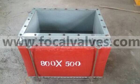 Exhaust Fabric Expansion Joint