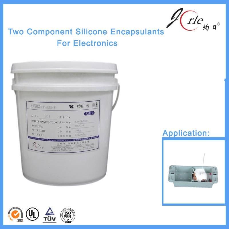 silicone potting glue for electronics