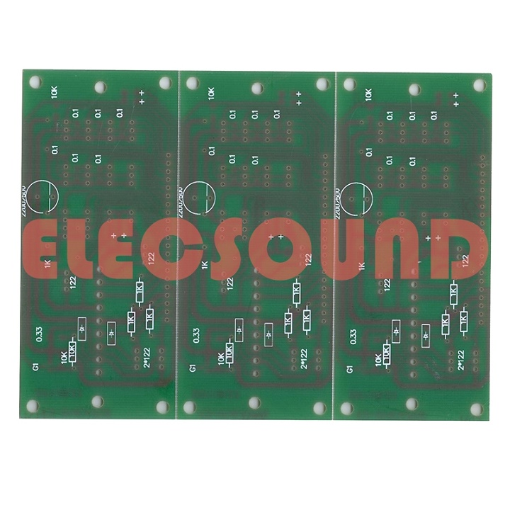 Power Supply PCB Double Sided Power Supply PCB