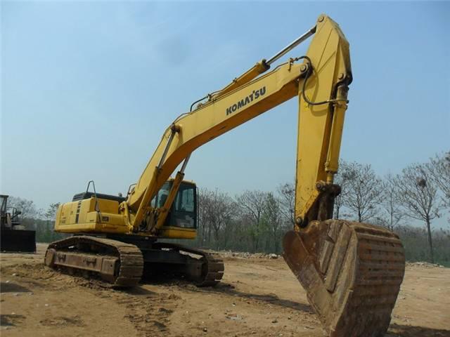 used komatsu excavator 400-7